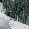Tahoe backcountry skiing