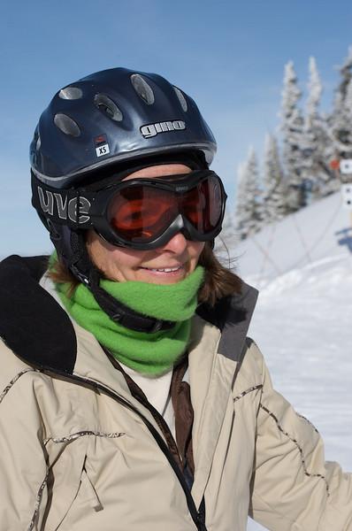 Skiing Grand Targhee with Hawk's Flock 16