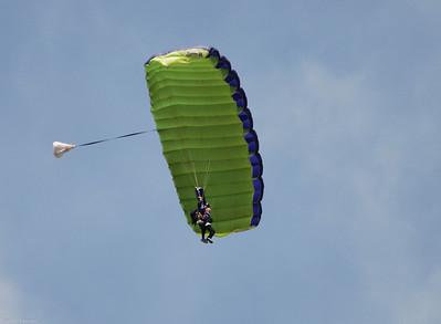 Dawn's Skydiving Adventure May 2012