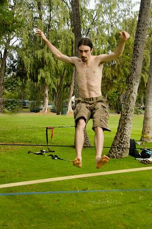 Billy Slackliner Jump 031112  r1499PatLam