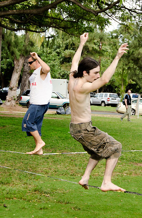 Andrew & Billy slackliners 0312 1542