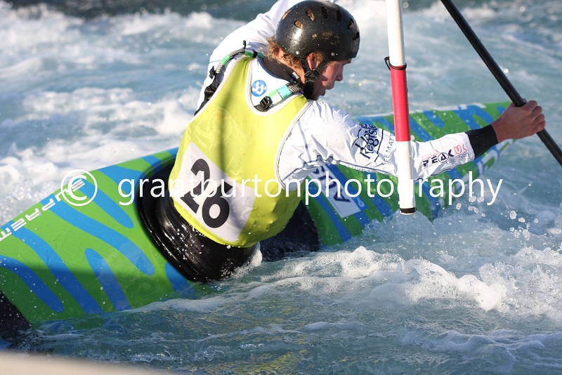 Final British Slalom Open MC1 005