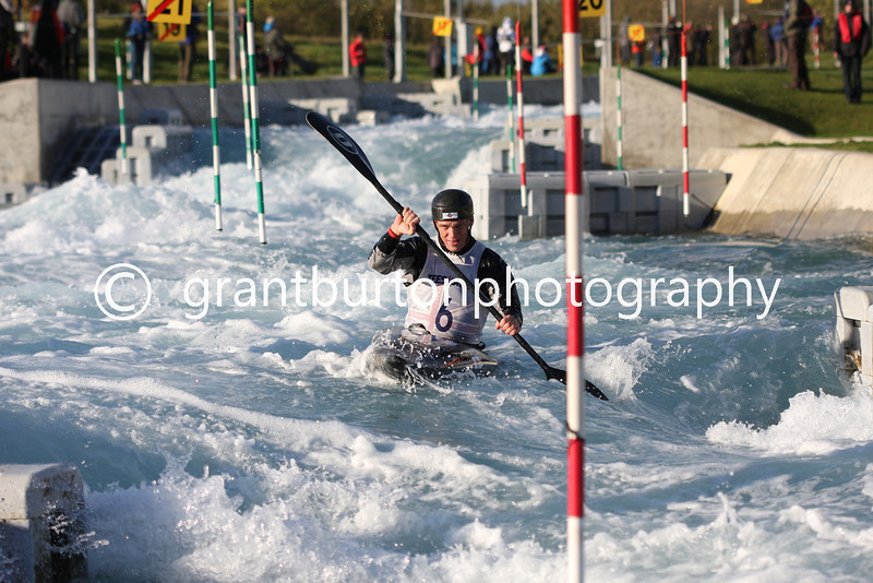 Final British Slalom Open MK1 120