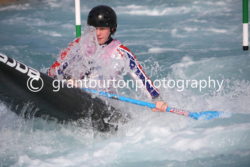 Slalom Canoe GB Trials  037