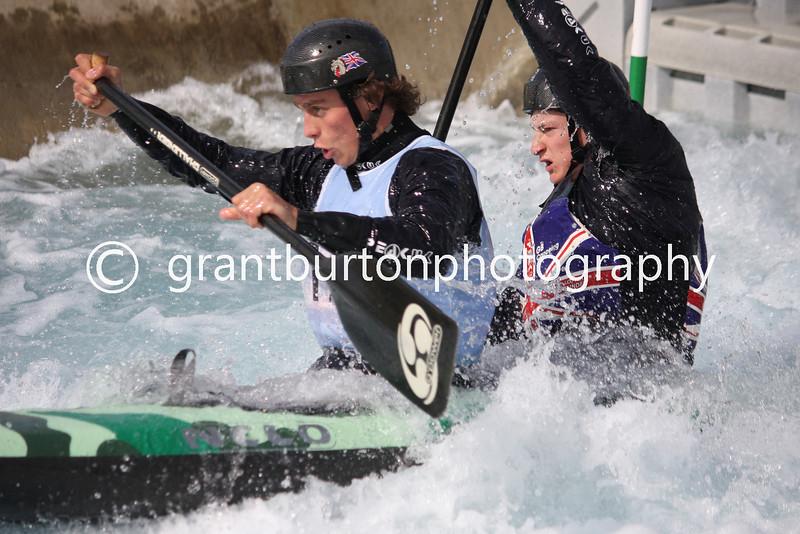 Slalom Canoe GB Trials  135