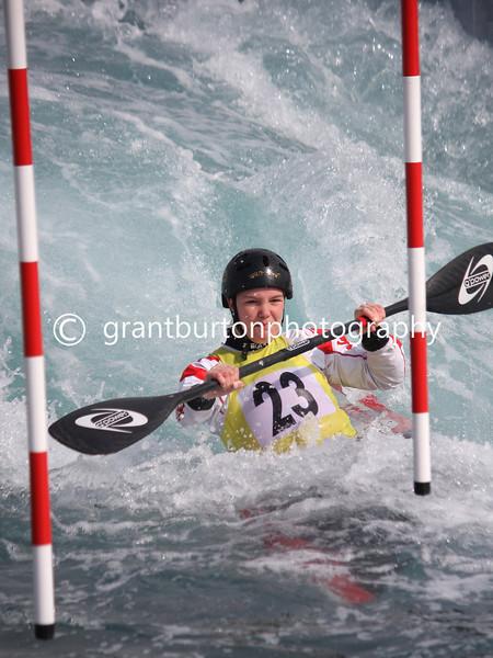 Slalom Canoe GB Trials  143