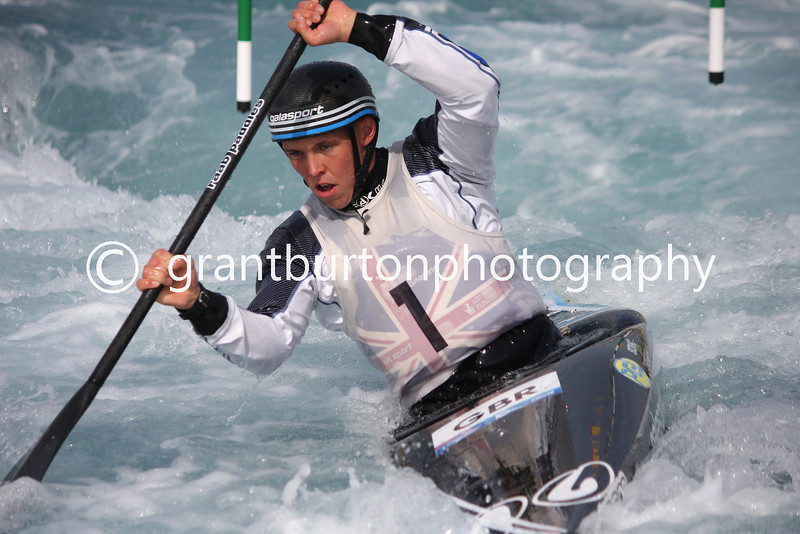 Slalom Canoe GB Trials  116