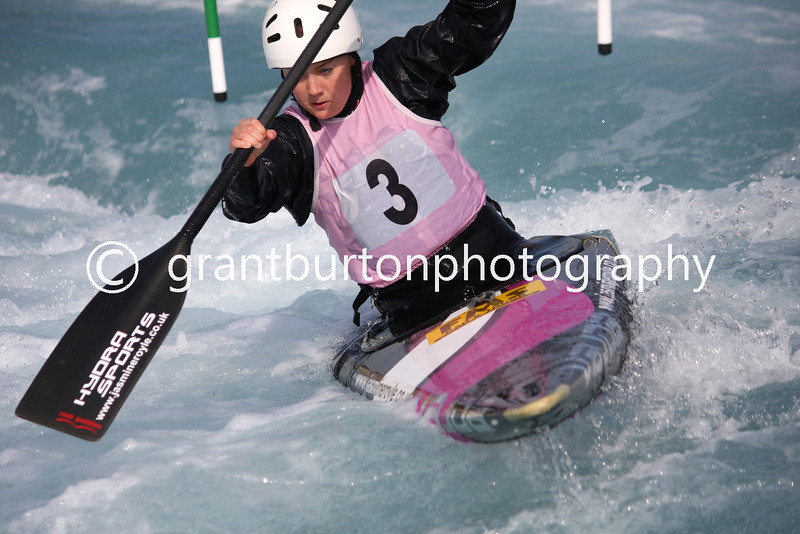 Slalom Canoe GB Trials  032