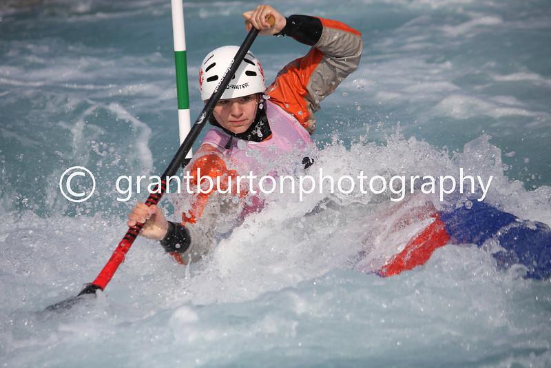 Slalom Canoe GB Trials  026