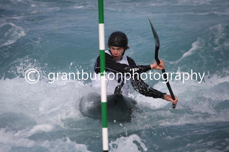 Slalom Canoe GB Trials  091