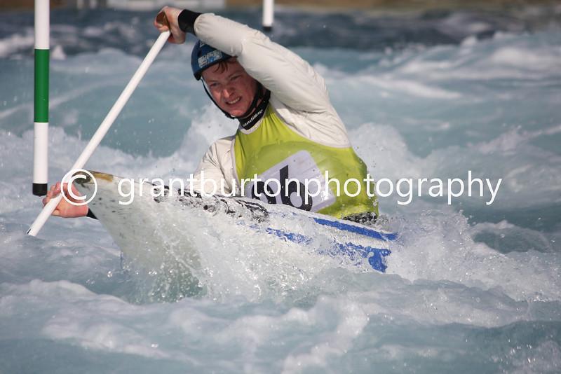 Slalom Canoe GB Trials  003
