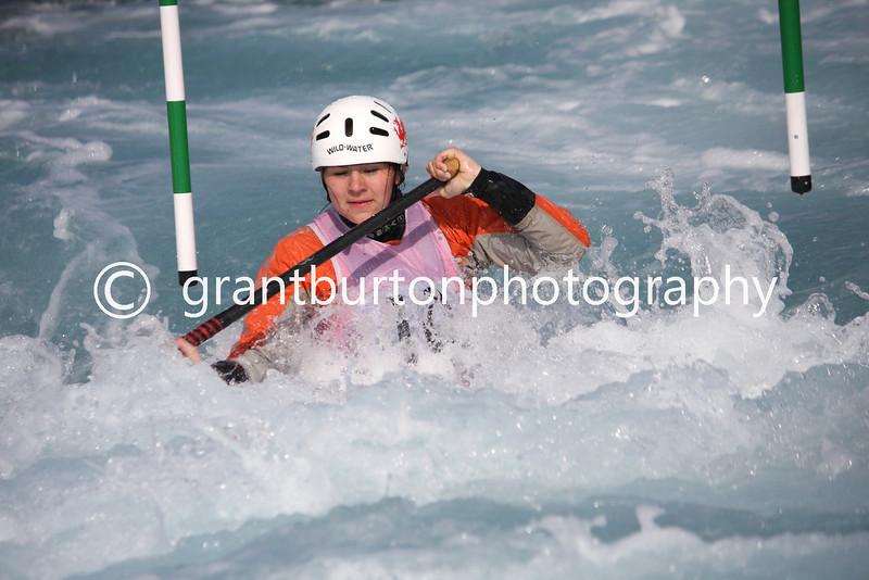 Slalom Canoe GB Trials  025