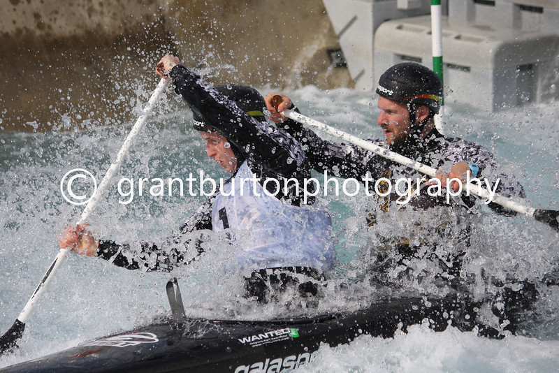 Slalom Canoe GB Trials  132