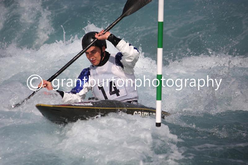 Slalom Canoe GB Trials  074