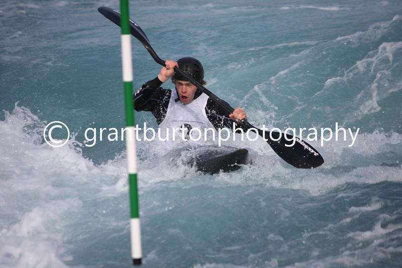 Slalom Canoe GB Trials  090