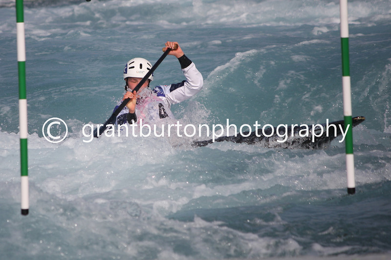 Slalom Canoe GB Trials  038