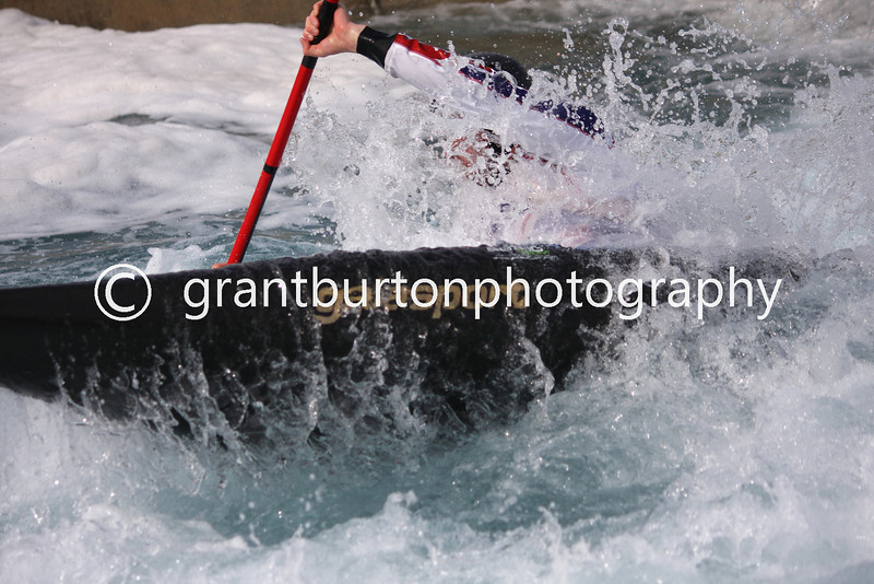 Slalom Canoe GB Trials  109