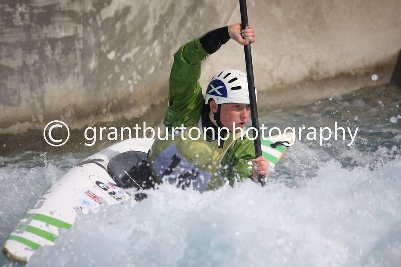 Slalom Canoe GB Trials  162