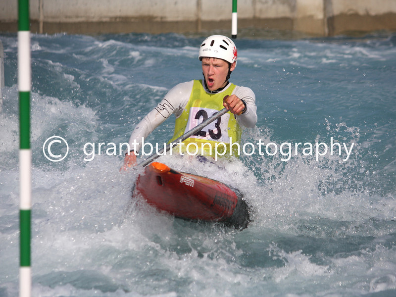 Slalom Canoe GB Trials  002