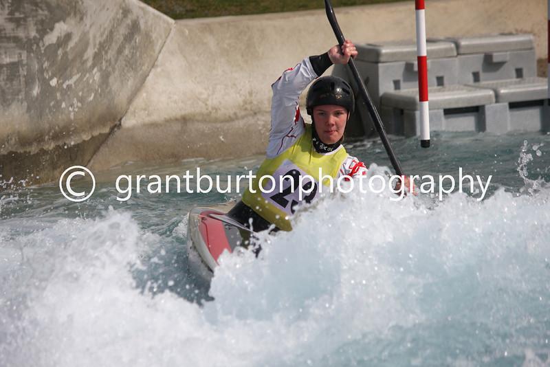 Slalom Canoe GB Trials  144