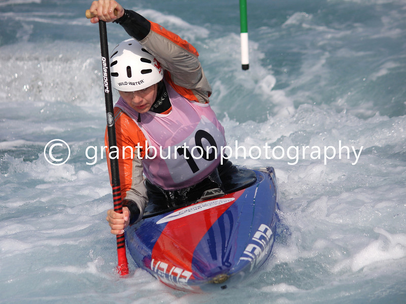 Slalom Canoe GB Trials  028