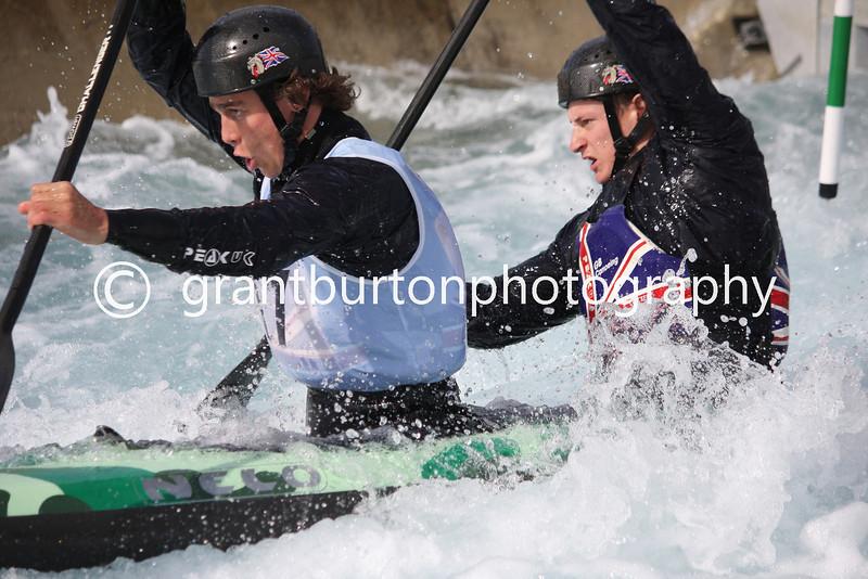 Slalom Canoe GB Trials  136