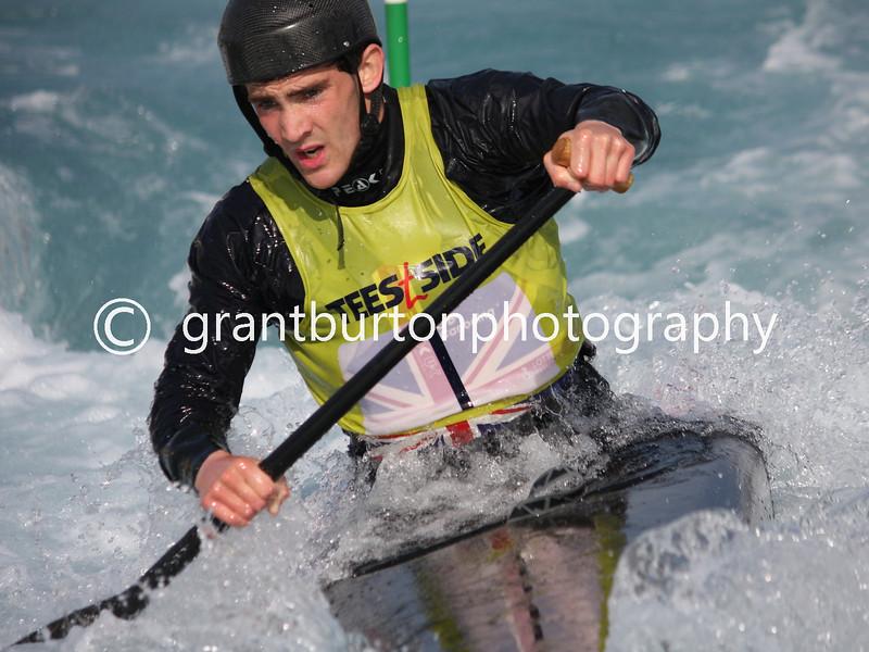 Slalom Canoe GB Trials  015
