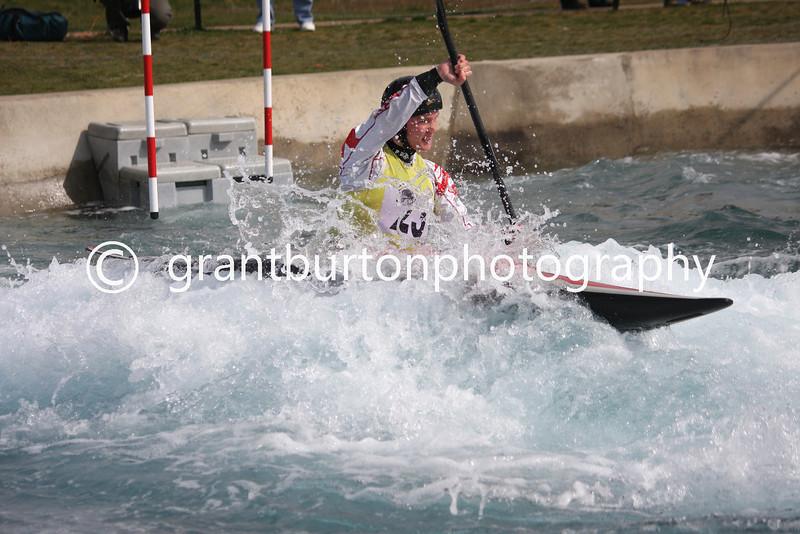 Slalom Canoe GB Trials  146