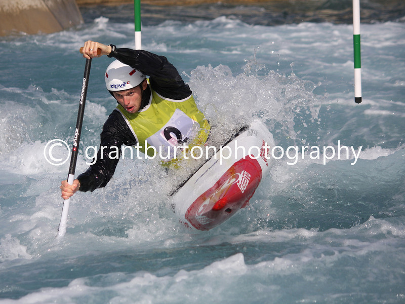 Slalom Canoe GB Trials  007