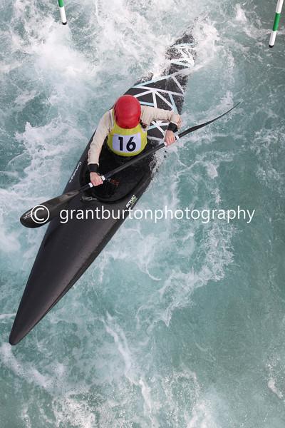 Slalom Canoe GB Trials  138
