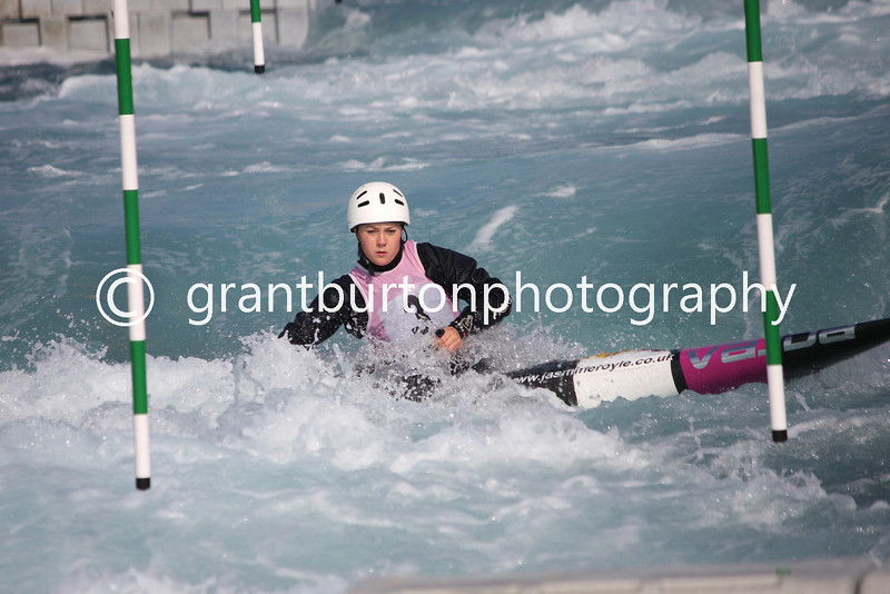 Slalom Canoe GB Trials  029