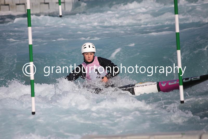 Slalom Canoe GB Trials  029