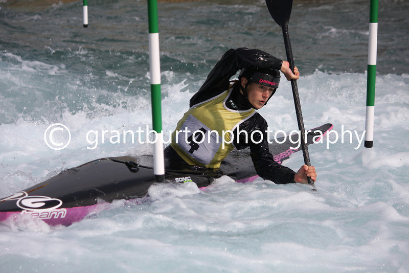 Slalom Canoe GB Trials  174