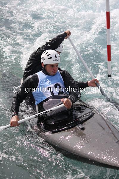 Slalom Canoe GB Trials  129