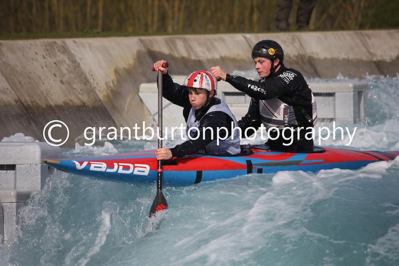 Slalom Canoe GB Trials  119