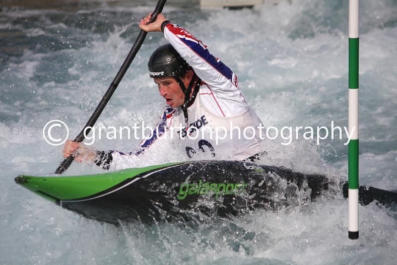 Slalom Canoe GB Trials  081