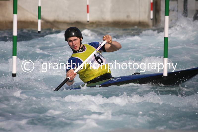 Slalom Canoe GB Trials  004