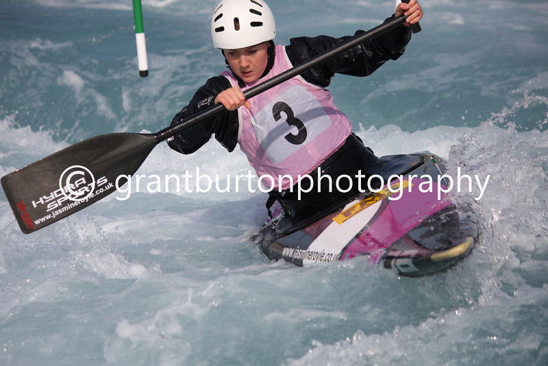 Slalom Canoe GB Trials  031