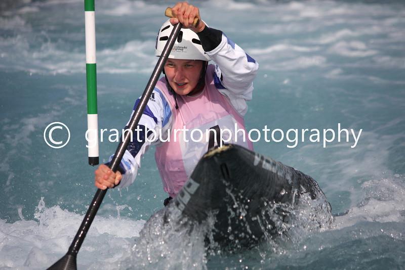 Slalom Canoe GB Trials  041