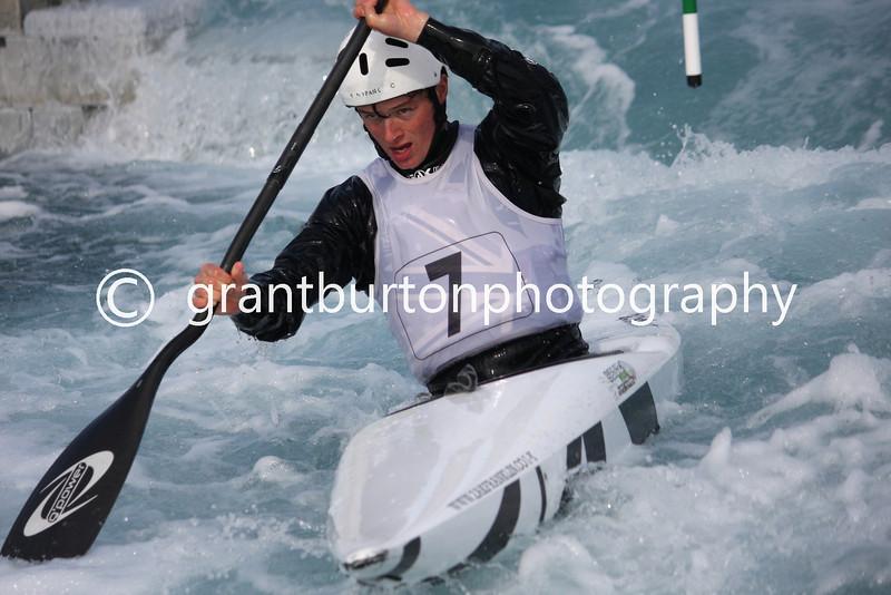 Slalom Canoe GB Trials  096