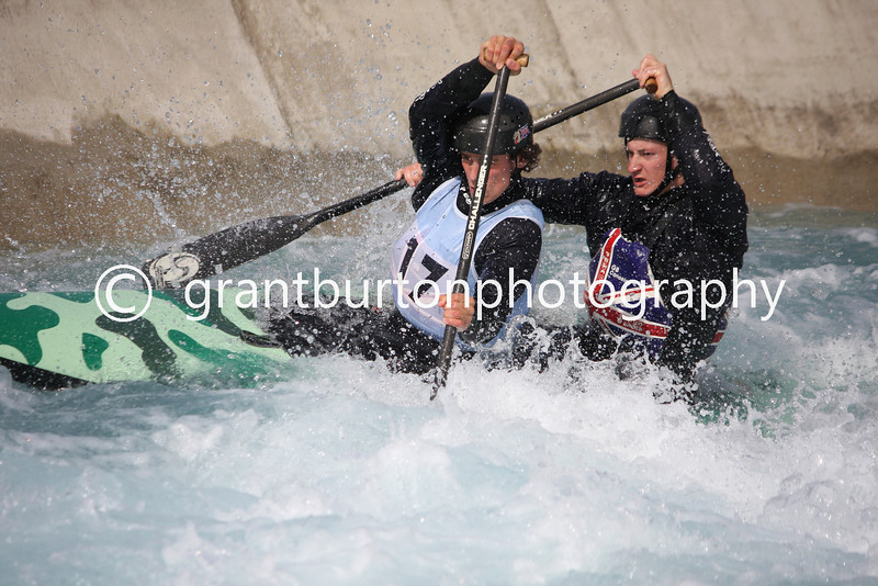 Slalom Canoe GB Trials  134