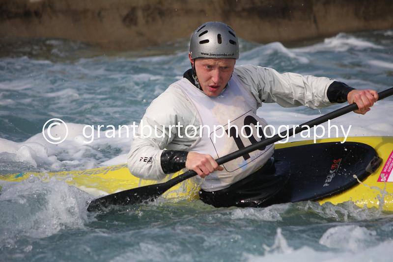 Slalom Canoe GB Trials  102
