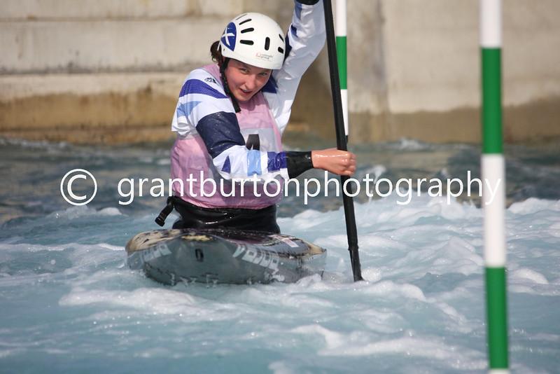Slalom Canoe GB Trials  039