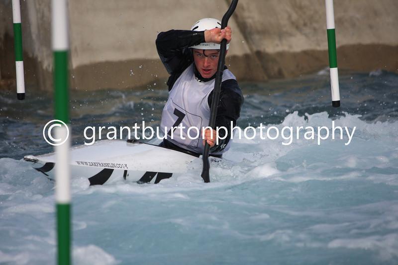 Slalom Canoe GB Trials  094