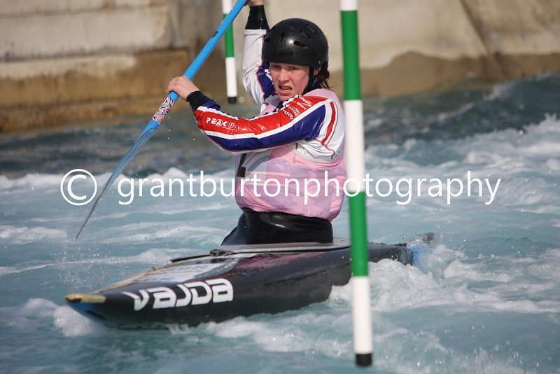 Slalom Canoe GB Trials  035