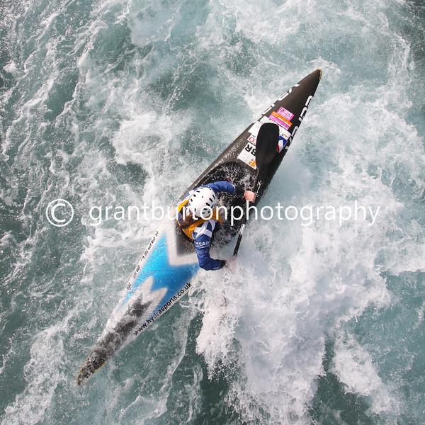 Slalom Canoe GB Trials  140