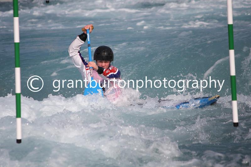 Slalom Canoe GB Trials  033