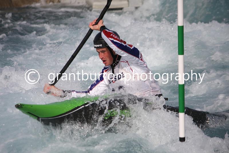 Slalom Canoe GB Trials  080
