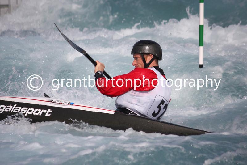 Slalom Canoe GB Trials  057