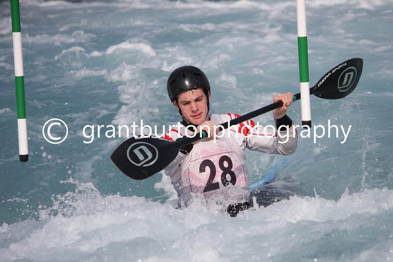 Slalom Canoe GB Trials  062